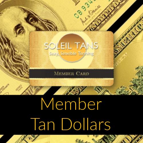 Member Tan Dollars
